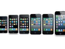 Modelele mai vechi de iPhone sunt mai rapide decat cele noi