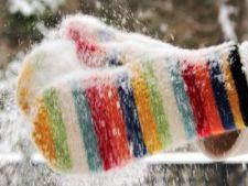 Dupa ploi urmeaza temperaturi extrem de scazute