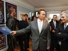 Muzeu dedicat actorului Arnold Schwarzenegger la Anina