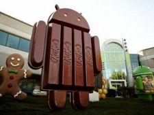 Android KitKat vine cu aplicatii noi