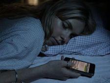 SMS-urile, principala cauza a tulburarilor de somn