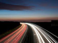 Prima autostrada cu senzori si internet