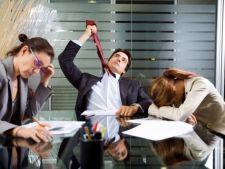 4 semne ca jobul tau te streseaza