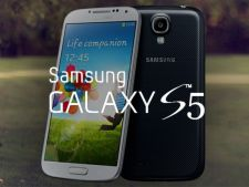 Noul Samsung Galaxy S5 vine in ianuarie