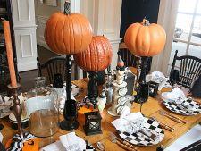 6 decoratiuni fabuloase de Halloween pentru masa