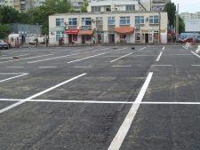 Parcare noua de 300 de locuri in Bucuresti