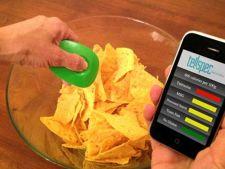 Noua metoda de a slabi: telefonul care iti spune cate calorii are mancarea