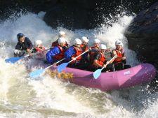 4 rauri artificiale din lume pe care poti sa practici river-rafting