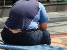 Rata obezitatii, din ce in ce mai mare in Romania