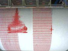 Un nou cutremur puternic in Vrancea. S-a resimtit si la Bucuresti