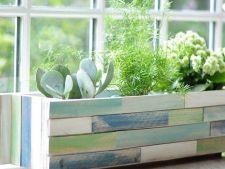 4 jardiniere superbe si ieftine, pe care le poti face chiar tu