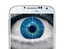 Samsung Galaxy S5 va putea fi deblocat cu ochii