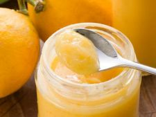 Prepara o miere de lamaie delicioasa