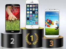 iPhone 5S este cel mai rapid smartphone de pe piata