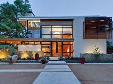 Case de lux: resedinta eco fabuloasa conceputa de un arhitect din Dallas