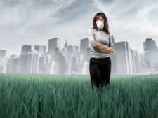 Romanii inhaleaza anual peste 45 de milioane de tone de substante toxice