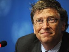 Bill Gates intra in afaceri in Romania