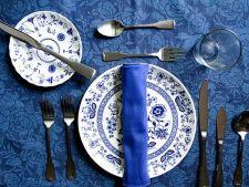 Ghid practic: cum asezi corect tacamurile si vesela pe masa