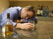Romania, cea mai mare rata a mortalitatii cauzate de alcool in UE