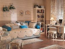 Stilul country creeaza o atmosfera feerica in casa ta de vacanta