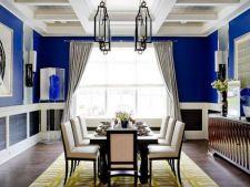 Cum sa-ti decorezi casa in albastru orbitor, culoarea care va face senzatie in 2014