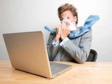 Motivul principal pentru care iei raceala de la birou si cum ar trebui sa te protejezi