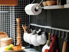 Utilizeaza eficient si inteligent spatiul din bucatarie. Iata 5 sfaturi esentiale