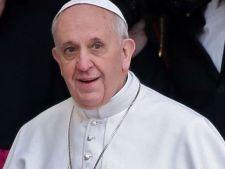 Papa Francisc a devenit tinta mafiei