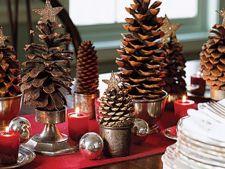 Cum pot face decoruri ieftine pentru casa cu ocazia Sarbatorilor de iarna