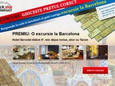 ADVERTORIAL Ghiceste pretul corect si castigi o excursie pentru doua persoane la Barcelona!