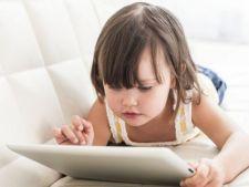 Tabletele si smartphone-urile afecteaza dezvoltarea copiilor