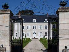 Chateau de la Resle: un castel atipic, modernizat pana in cele mai mici detalii
