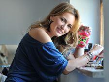 Perchezitii la casa creatoarei de moda Maria Marinescu
