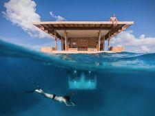 Un nou hotel subacvatic cucereste lumea! Descopera minunata priveliste oferita de Manta Resort