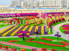 Gradina Miraculoasa din Dubai