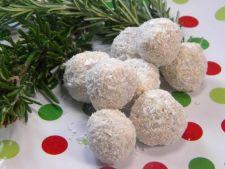 Desert de post: bomboane delicioase, ninse cu fulgi de cocos