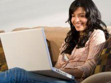 Peste 50% din locuintele romanesti au computer cu acces la internet