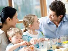 Cat timp de calitate mai petrec impreuna membrii familiilor moderne?