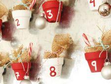 Numeri zilele pana la Craciun? 4 moduri inedite de a crea un calendar pentru sarbatori
