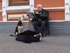 Asculta-l pe catelul cantaret din Ucraina!
