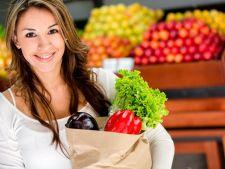 Cinci portii de legume si fructe pe zi te ajuta sa fii mai atragator!