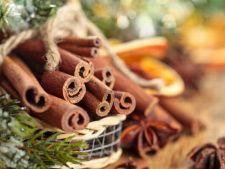 Mirodenii si condimente vedete in preparatele de Craciun. Atrage parfumul sarbatorilor in casa ta!