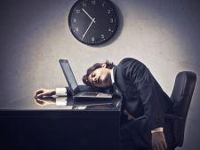Topul profesiilor cu angajati privati de somn
