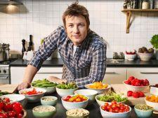 VIDEO Bucatari celebri - Jamie Oliver te invata sa prepari cele mai gustoase tagliatelle cu sofran s