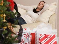 Stresul cumparaturilor de sarbatori te transforma intr-o persoana agresiva si epuizata
