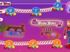 Candy Crush Saga primeste niveluri noi!