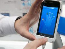 Smartphone-urile biometrice vor fi comune in 2014