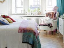 Dormitoare boho chic pentru firi visatoare