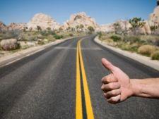 Autostopul, interzis: amenzi de pana 5.000 de lei