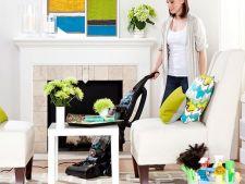 Trucuri pentru o curatenie super-rapid in casa